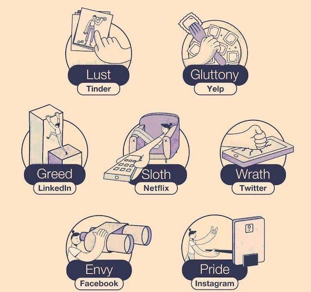 modern sins
